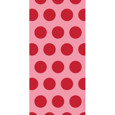 Classic Red Dots Treat Bags