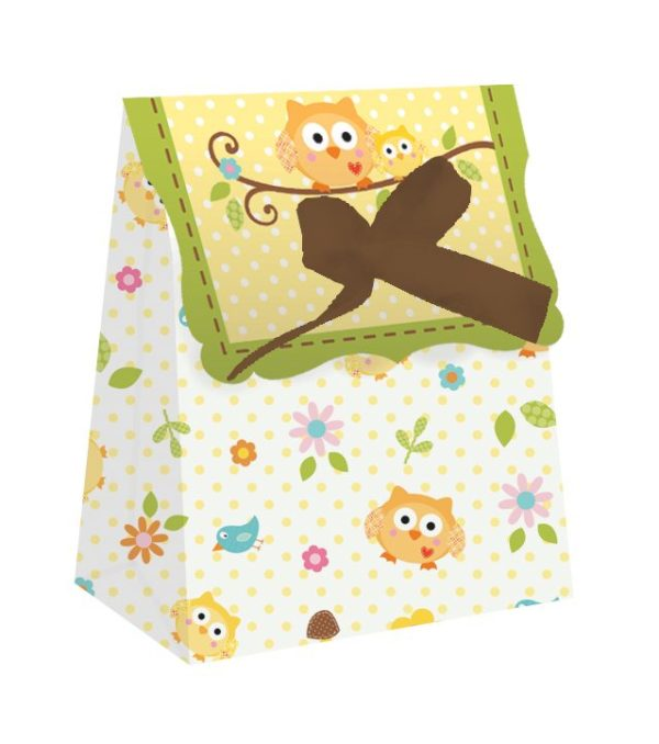Happi Tree Favor Bag