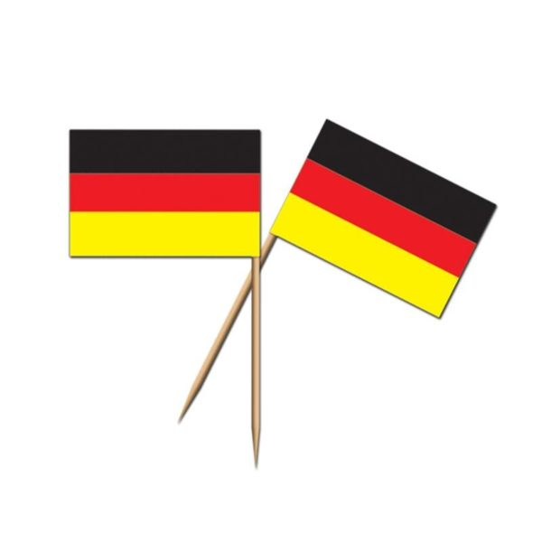 German Flag Picks