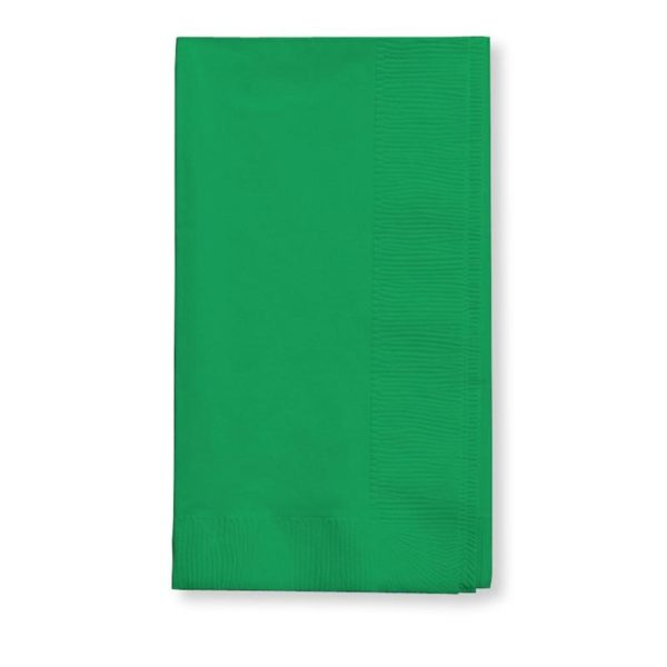 Emerald Green Dinner Napkins