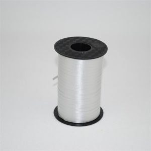 Silver Curling Ribbon