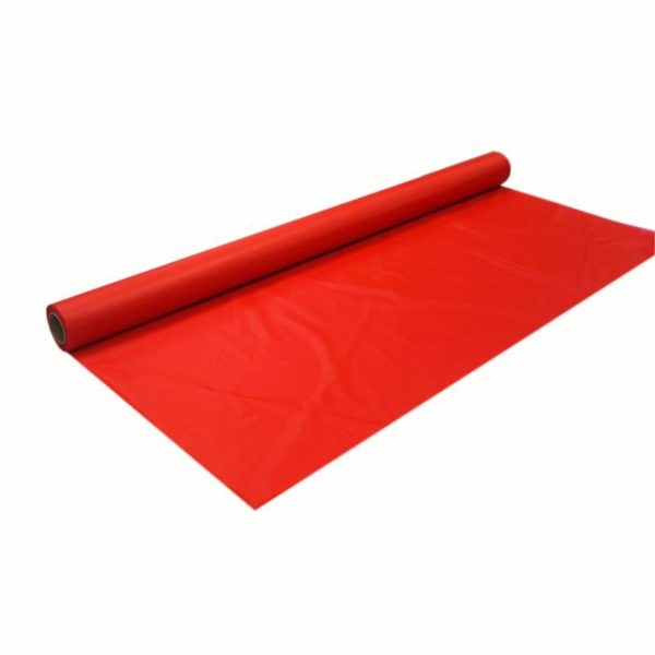 Classic Red Banquet Tablecover Rolls