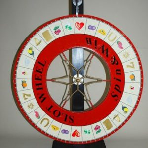 "30"" Slot Wheel -Rental-"