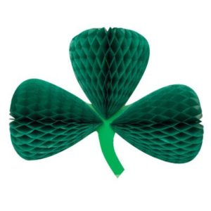 Honeycomb Shamrock