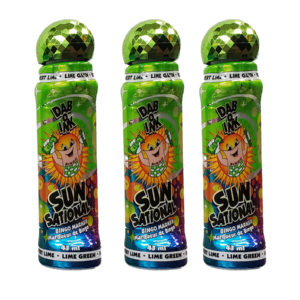 Sunsational 43ml Lime Green